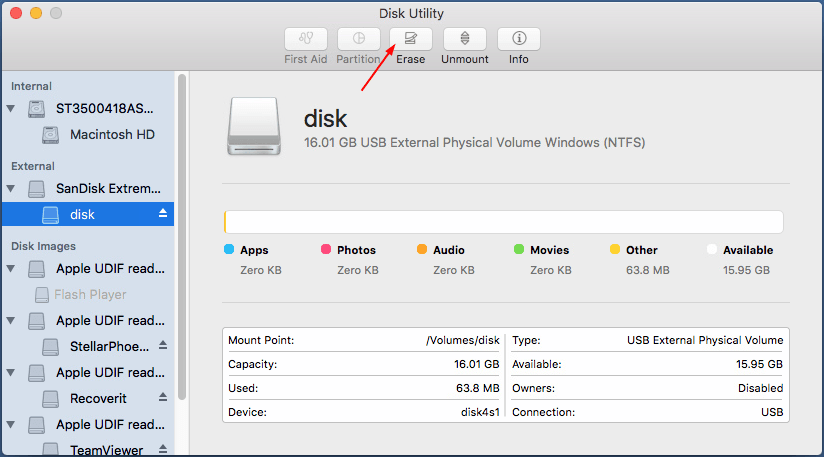 100% Works Fix] The disk you inserted was not readable by this