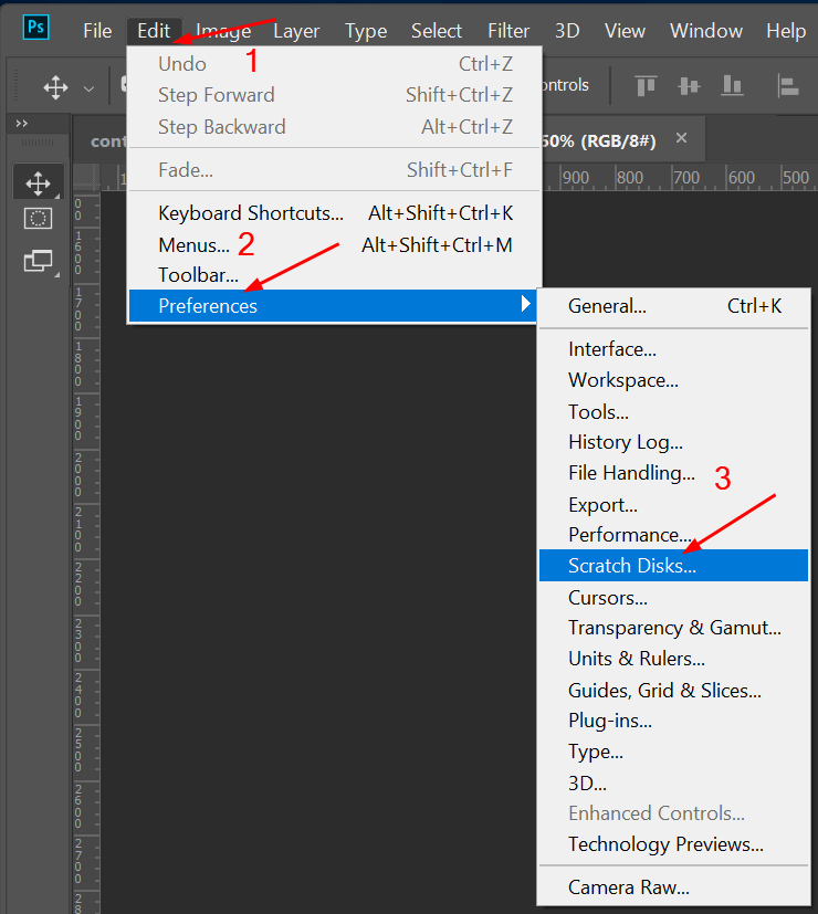 Fixed: Photoshop scratch disks are full - Super Easy