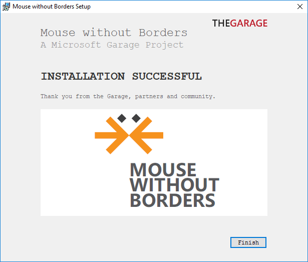 Mouse without borders инструкция