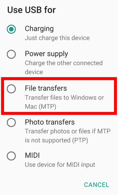 Android File Transfer Not Working on Mac [FIXED] - Super Easy