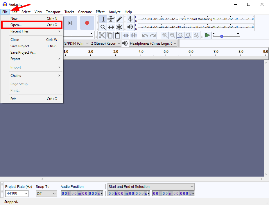 How to Remove Background Noise with Audacity - Super Easy