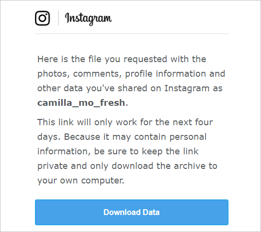 Manually Recover Deleted Instagram Direct Messages [Without