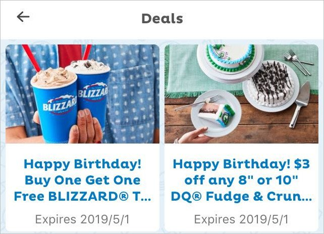 Dairy Queen Coupons, Promos & Specials in May 2019 - Super Easy