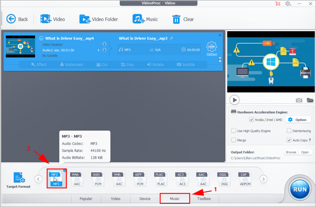 How to convert a YouTube to MP3 | Quickly & Easily - Super Easy