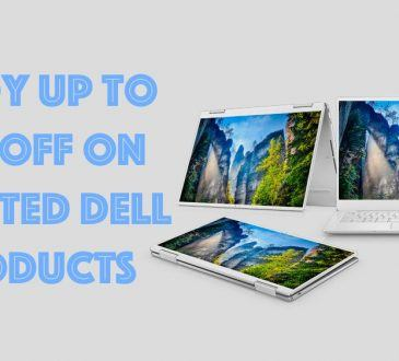 Dell coupons & deals