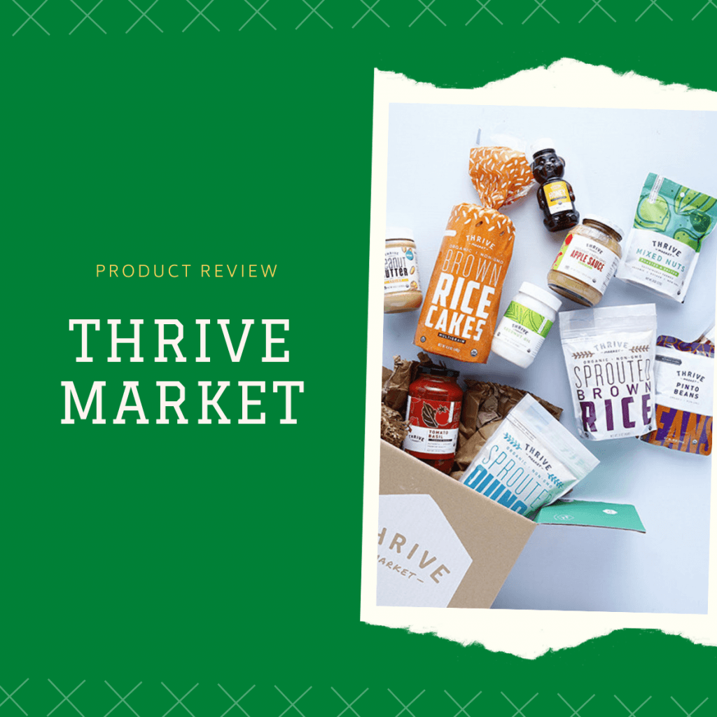 thrive market quality review