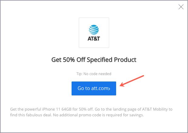iPhone 11 deals info