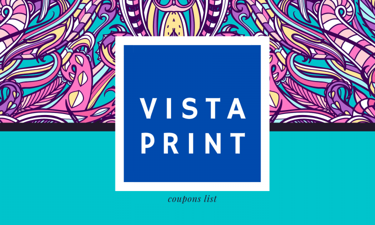 50 Off Vistaprint Coupons Promo Codes Feb 2021 Super Easy
