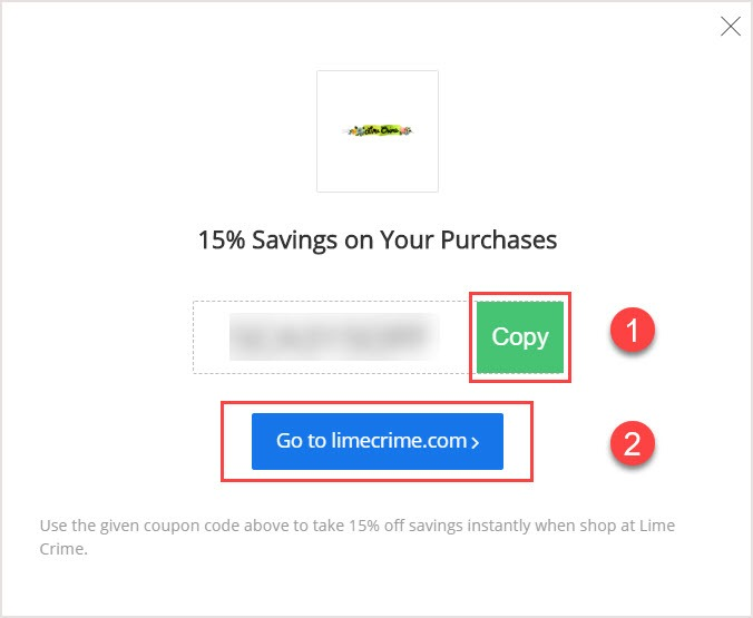 Promo Code Lime