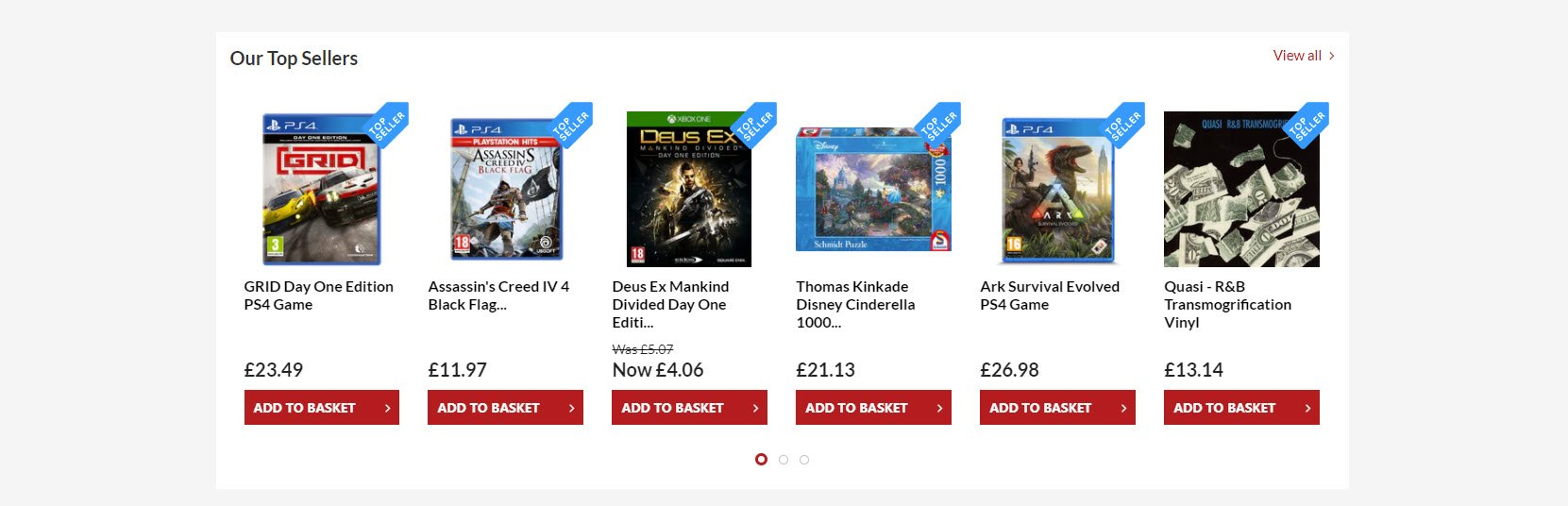 365 Games coupons and deals