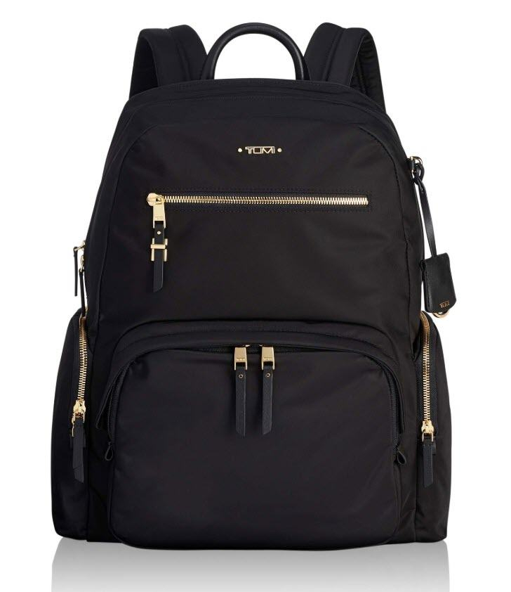 tumi backpack for casual usage