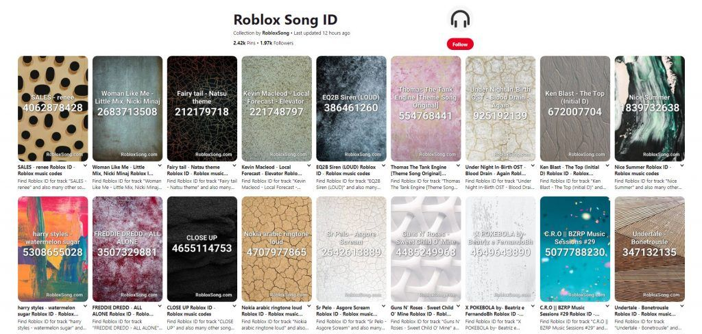 Roblox Songs Id Codes Roblox Music Codes Complete List Of Over 600 000 For Oct 2020 Super Easy