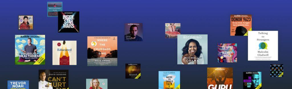 download audible books