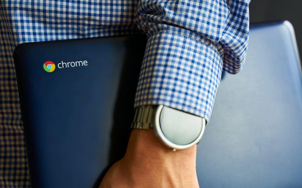 Feature image for Chromebook vs Windows laptop article
