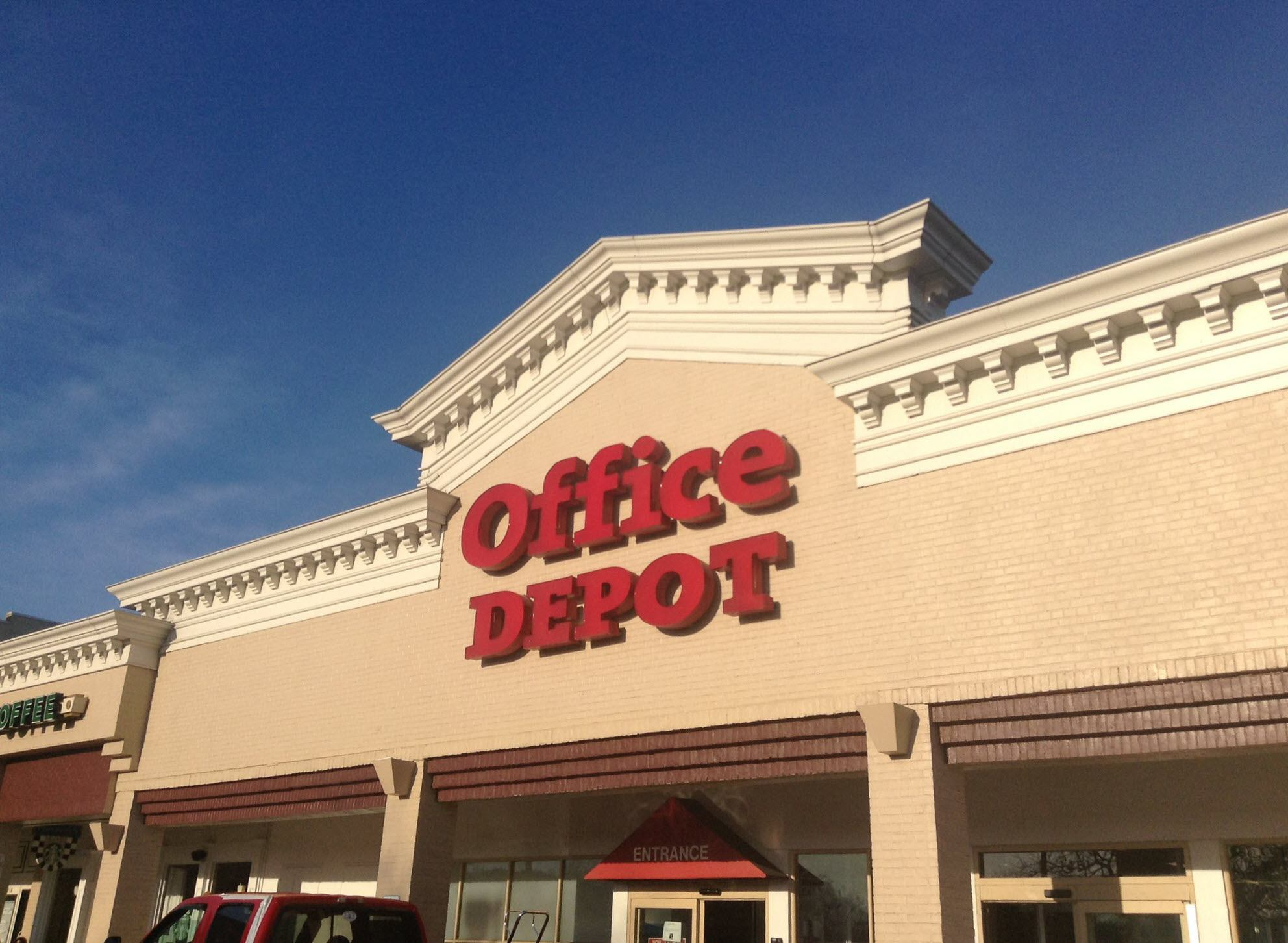 """""""Office Depot"""", by Mike Mozart, is licensed under CC BY-SA 2.0."""