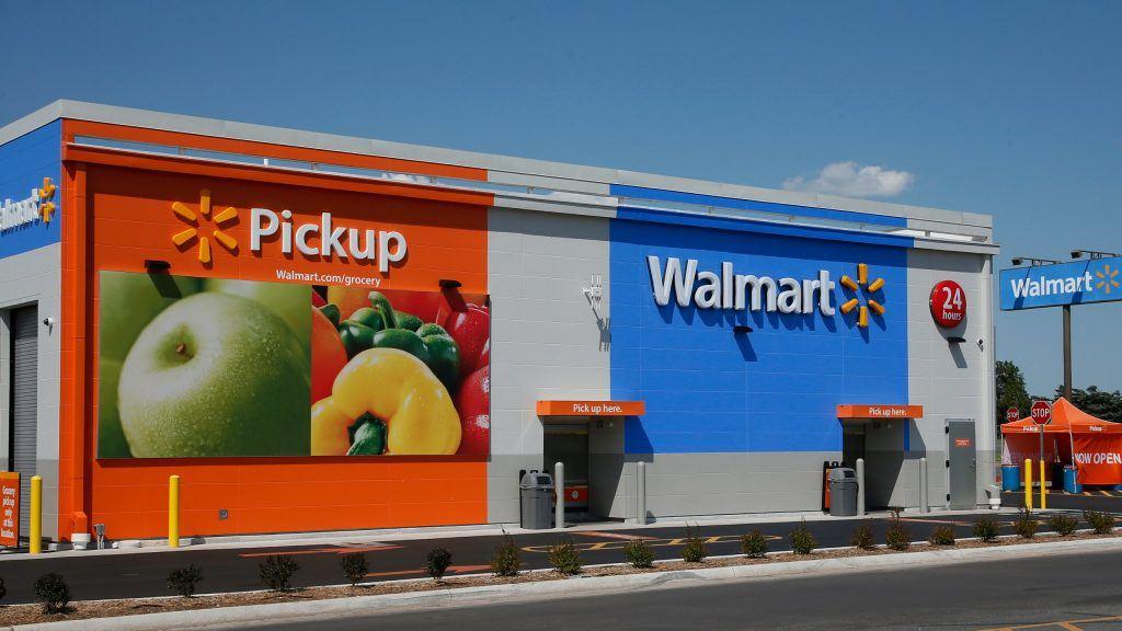 Walmart Pickup Service