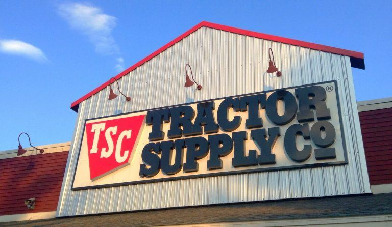 """""""Tractor Supply Company"""", by Mike Mozart, is licensed under CC BY-SA 2.0."""