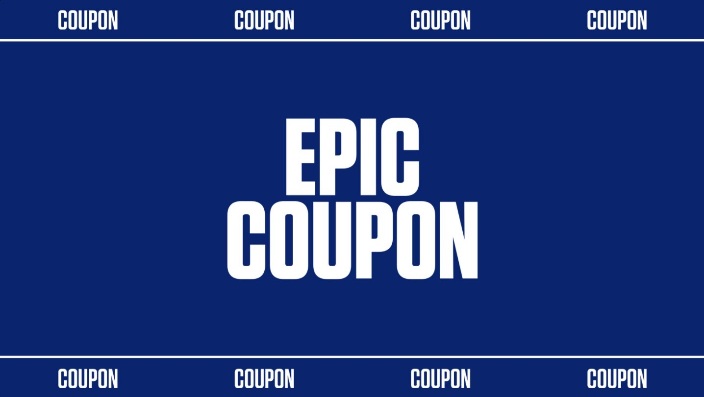 Get $10 EPIC Coupon & FREE Rocket League (End on OCT.10.10