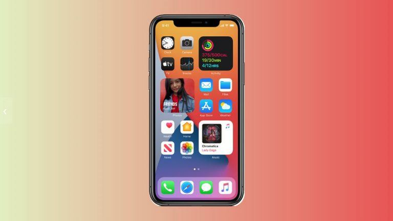 how to add widgets on iphone