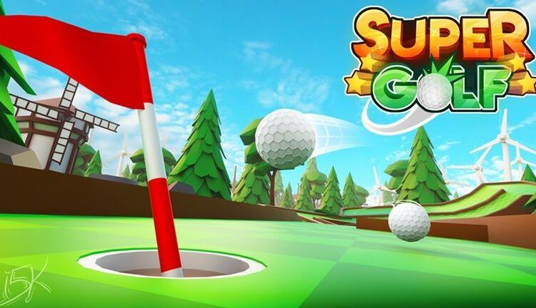 roblox super golf codes