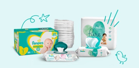 Pampers Coupons for Existing Users - September 2021