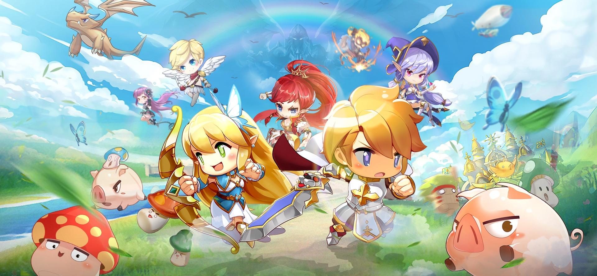 Rainbow Story code