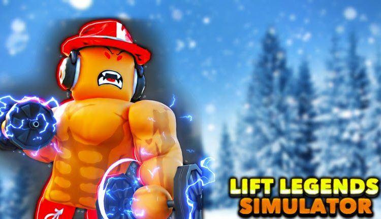 Latest Lift Legends Simulator codes