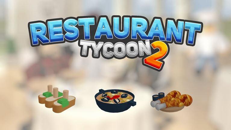 Latest Restaurant Tycoon 2 codes