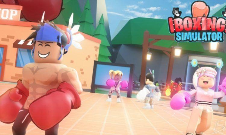 Latest Roblox Boxing Simulator codes