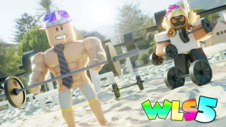 Latest Roblox Weight Lifting Simulator 5 codes