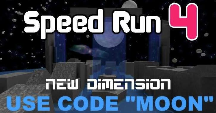Latest active Roblox Speed Run 4 codes