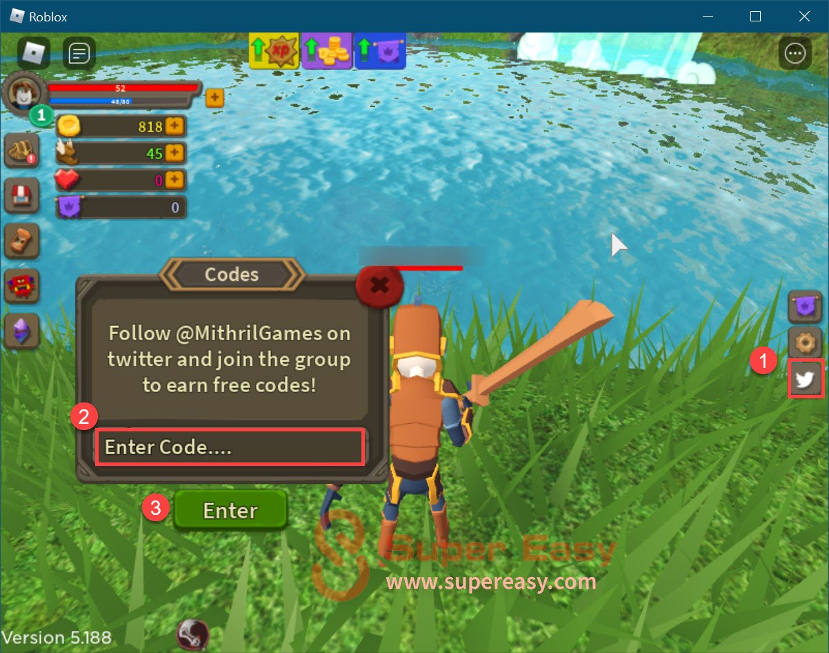 Redeem latest working Giant Simulator codes
