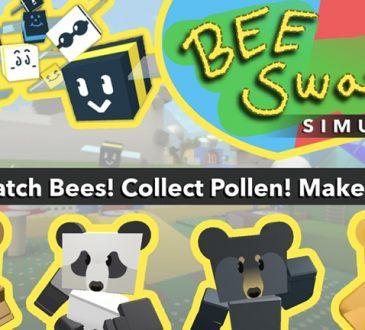 Roblox Bee Swarm Simulator