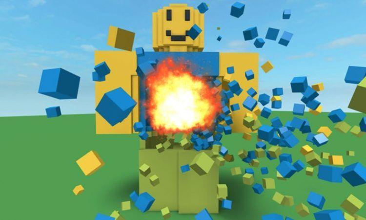 Roblox Destruction Simulator