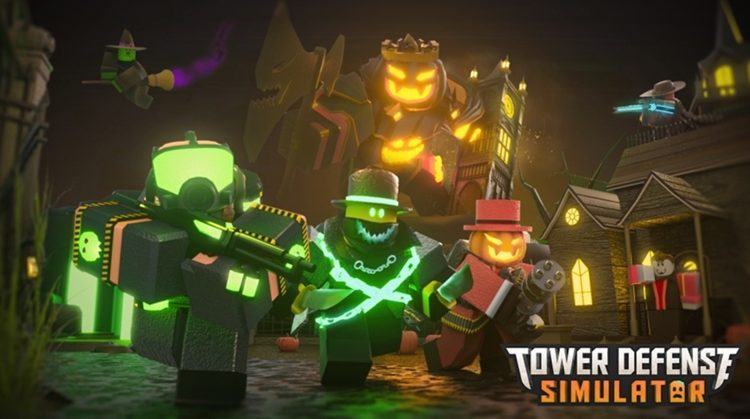 Tower Defense Simulator Roblox
