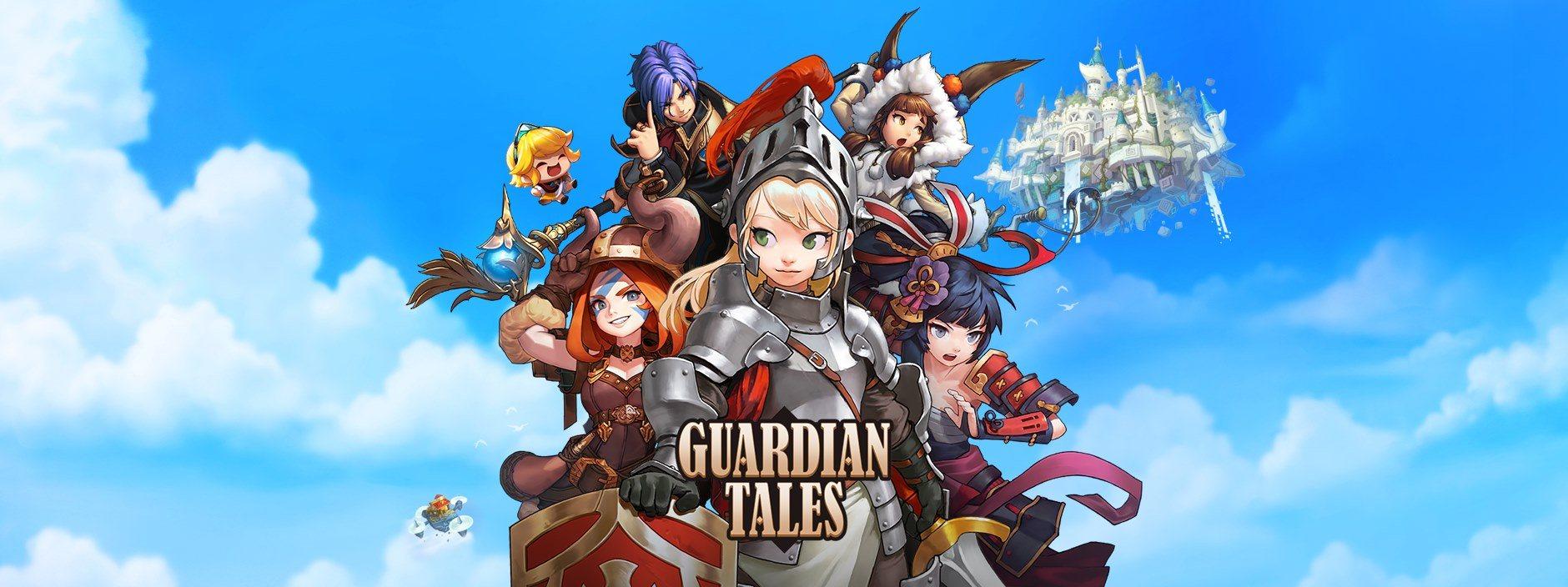 Guardian Tales Codes Full List