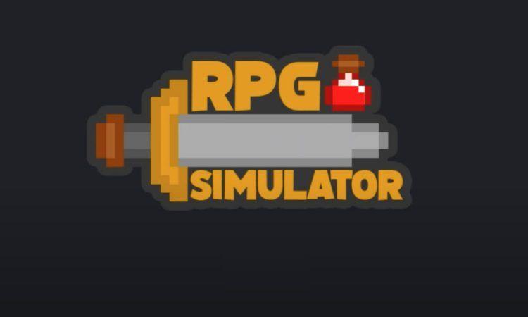 rpg simulator code
