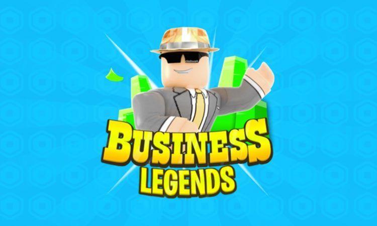 Latest Business Legends codes