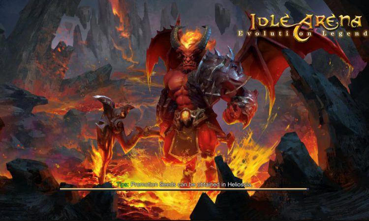 Idle Arena Evolution Legends All Gift Codes