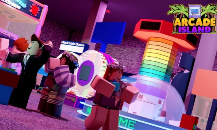 Latest Arcade Island 2 codes