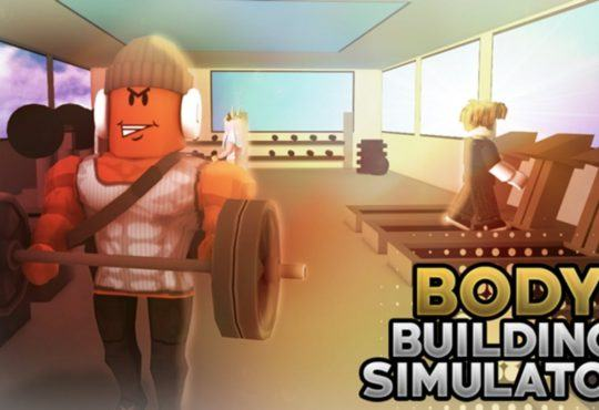 Latest Body Building Simulator codes