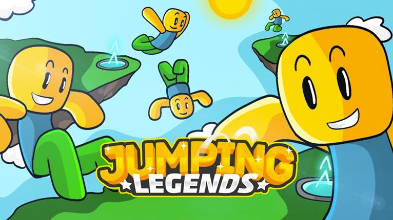 Latest Jumping Legends codes