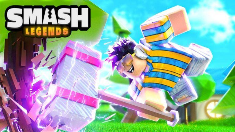 Latest Smash Legends codes