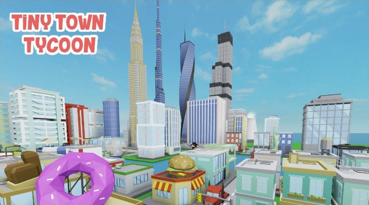 Latest Tiny Town Tycoon codes