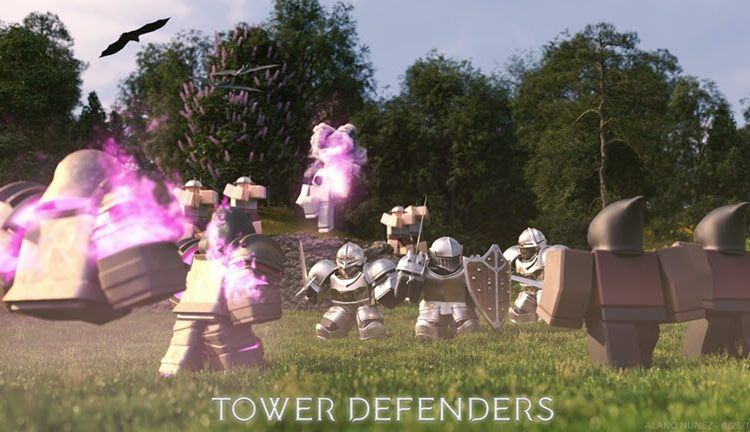 Latest Tower Defenders codes