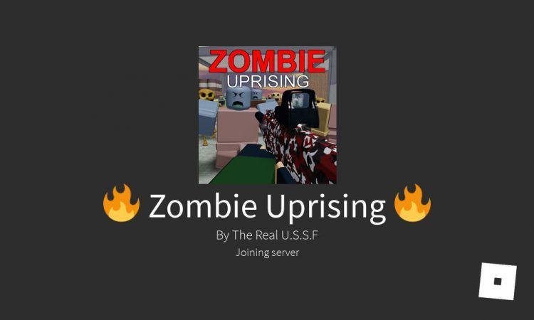 Latest Zombie Uprising codes