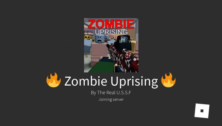 Latest Zombie Uprising codes