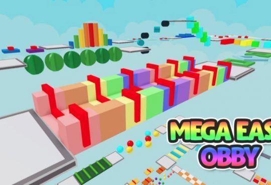 Mega Easy Obby codes