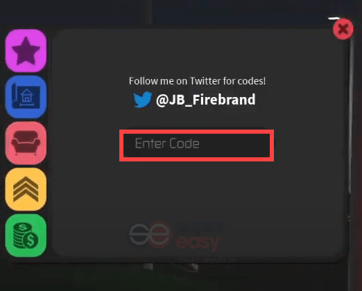 how to redeem a code in Roblox RoCitizens