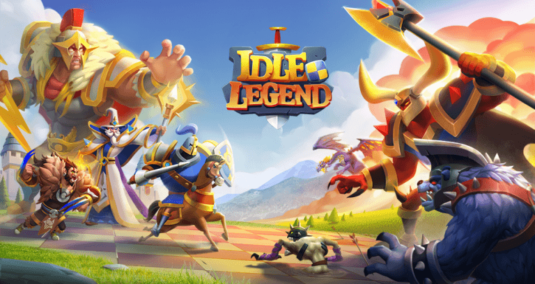 Idle Legend redemption codes full list